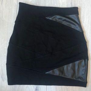 Talula Bodycon Mini Skirt